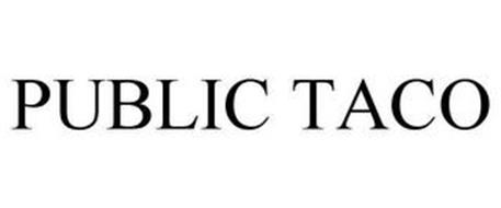 PUBLIC TACO