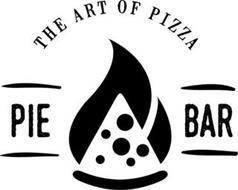 THE ART OF PIZZA PIE BAR