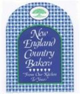 """NEW ENGLAND COUNTRY BAKERS """"FROM OUR KITCHEN TO YOURS"""""""