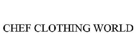 CHEF CLOTHING WORLD