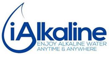 IALKALINE ENJOY ALKALINE WATER ANYTIME & ANYWHERE