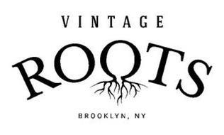 VINTAGE ROOTS BROOKLYN, NY