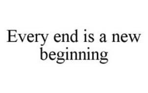 every end is a new beginning essay