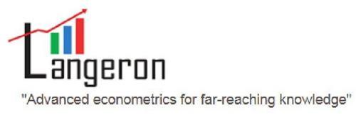 "LANGERON ""ADVANCED ECONOMETRICS FOR FAR-REACHING KNOWLEDGE"""