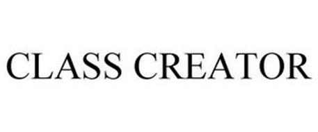 CLASS CREATOR