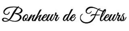 BONHEUR DE FLEURS