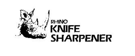 RHINO KNIFE SHARPENER