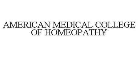 AMERICAN MEDICAL COLLEGE OF HOMEOPATHY