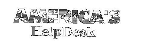 AMERICA'S HELPDESK