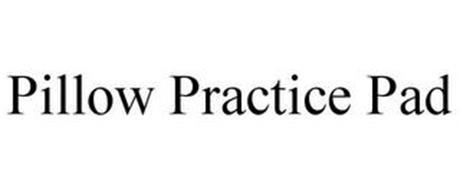 PILLOW PRACTICE PAD