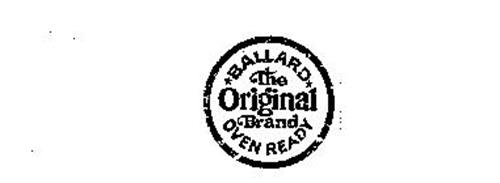 BALLARD OVEN READY THE ORIGINAL BRAND
