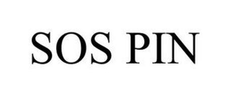 SOS PIN
