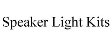 SPEAKER LIGHT KITS