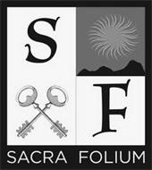 SF SACRA FOLIUM