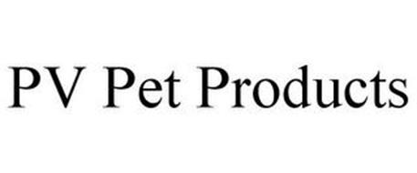 PV PET PRODUCTS