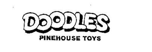DOODLES PINEHOUSE TOYS