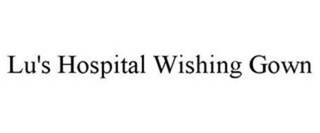 LU'S HOSPITAL WISHING GOWN
