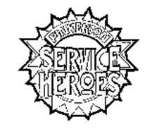 PINKERTON SERVICE HEROES