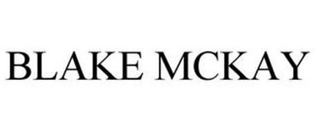 BLAKE MCKAY