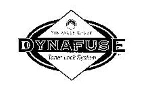 PINNACLE LABEL, DYNAFUSE, TONER LOCK SYSTEM
