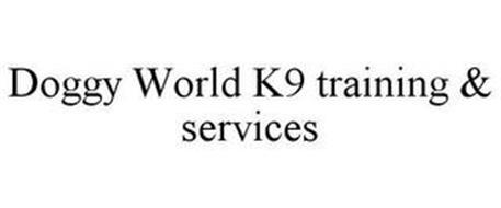DOGGY WORLD K9 TRAINING & SERVICES