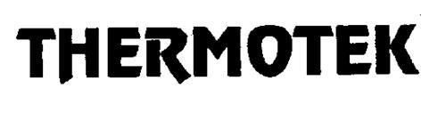 Thermotek Trademark Of Pinturas Termicas Del Norte S A De