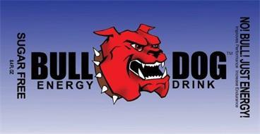 Bulldog Energy Drink Logo