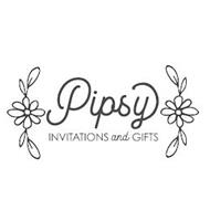PIPSY INVITATIONS AND GIFTS