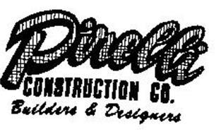 PIRELLI CONSTRUCTION CO. BUILDERS & DESIGNERS