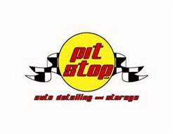 PIT STOP LLC AUTO DETAILING AND STORAGE