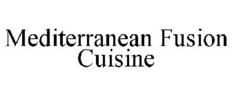 MEDITERRANEAN FUSION CUISINE