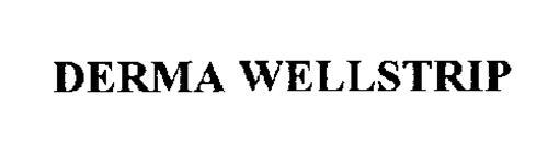 DERMA WELLSTRIP