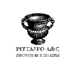 PITTAFFO A & C CONFETTURE E GELATINE