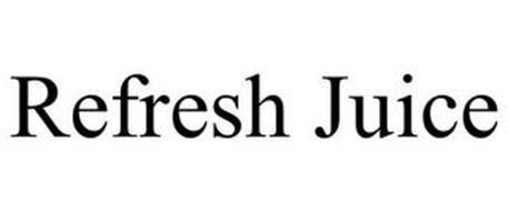 REFRESH JUICE