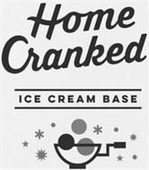 HOME CRANKED ICE CREAM BASE