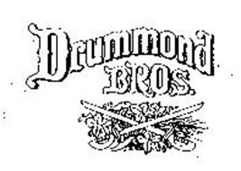 DRUMMOND BROS.