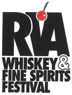 RVA WHISKEY & FINE SPIRITS FESTIVAL