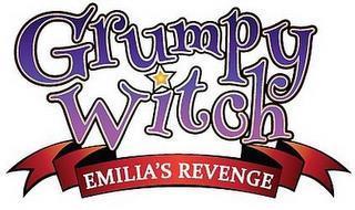GRUMPY WITCH EMILIA'S REVENGE