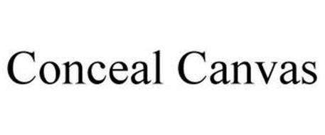 CONCEAL CANVAS