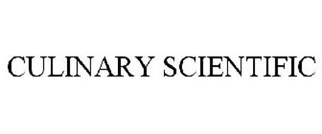 CULINARY SCIENTIFIC