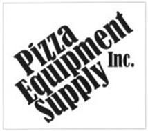 PIZZA EQUIPMENT SUPPLY INC.