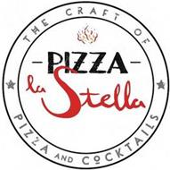 PIZZA LA STELLA, AND THE CRAFT OF PIZZA AND COCKTAILS