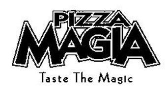 PIZZA MAGIA TASTE THE MAGIC