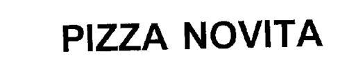 PIZZA NOVITA