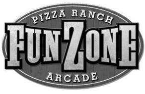PIZZA RANCH FUN ZONE ARCADE