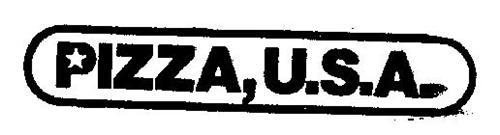 PIZZA, U.S.A.