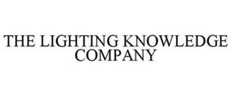 THE LIGHTING KNOWLEDGE COMPANY