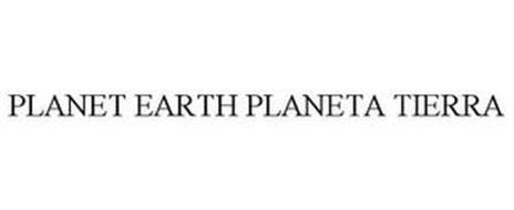 PLANET EARTH PLANETA TIERRA