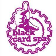 BLACK CARD SPA