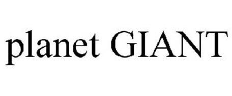 PLANET GIANT